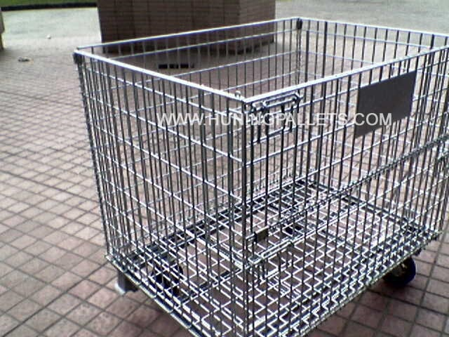 Collapsible Mesh Cages (NR42, NR36, NR24)