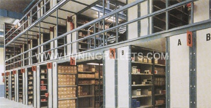 2-tier Shelving System